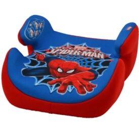Spider-Man Booster Seat