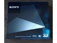 Sony 3D Blu-ray player BDP-S5200