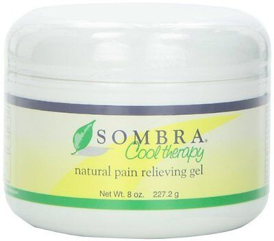 Sombra Cool Therapy Natural Pain Relieving Gel - 8oz