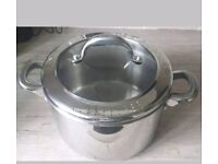 Meyers select stainless steel large pan