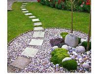 (Sold now) gravel (grey stones)