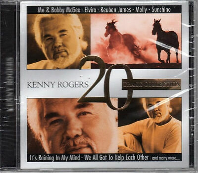как выглядит Kenny Rogers 20 Track Collection CD фото