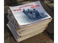 The Illustrated War News - Antique Magazines - 77 copies