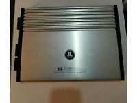 JL AUDIO 4 channel amplifier
