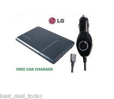 Oem Battery Car Charger - OEM LG Battery For ENV3 VX9200+Car Charger Verizon New