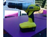 ROK 24v cordless drill *READ DESCRIPTION*