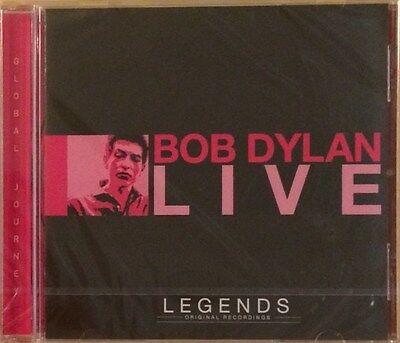 Bob Dylan  Legends Live  Finjan Club  Montreal  1962   Cd