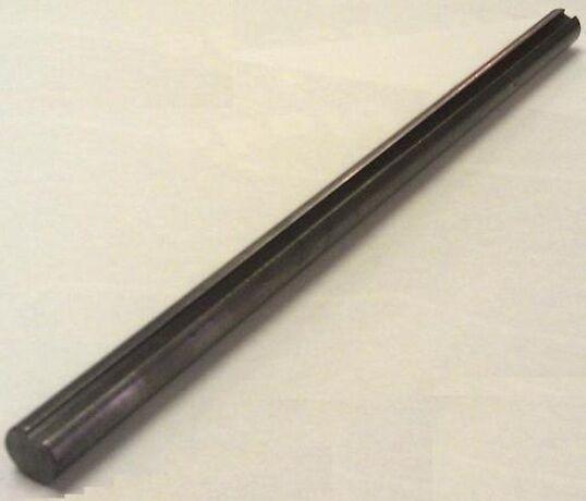 480 Rotary Jack Shaft 12 Length 5/8 Diameter 3/16 Keyway