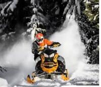 Looking for local snowmobilers to ride with