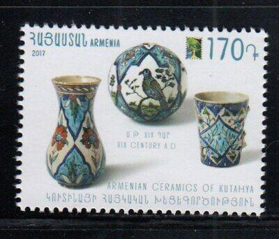 ARMENIA Ceramics of Kutahya MNH stamp