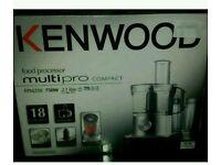 KENWOOD Multipro Compact Food Processor FPM250