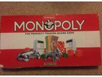 Complete Monopoly Set