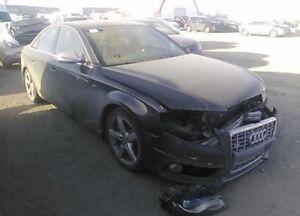 2010 AUDI S4 - Damaged