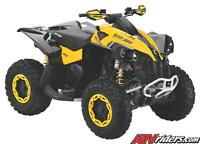 2007 to 2010 can am 800r use parts renegade oulander commander