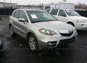 2012 ACURA RDX TECH - PRIVATE SALE
