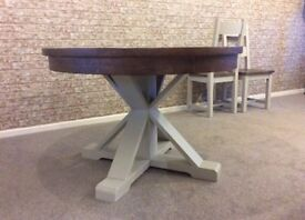 MASSIVELY reduced - Rustic reclaimed wood table ( No chairs)