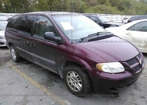 2003 DODGE CARAVAN SE = 7 PASSANGERS = TV/DVD