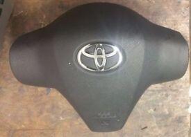 Toyota Yaris T2 Steering Wheel Airbag (2006 - 2009)