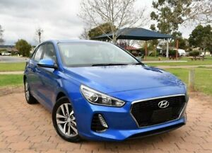 2018 Hyundai i30 PD MY18 Active Blue 6 Speed Sports Automatic Hatchback Ingle Farm Salisbury Area Preview