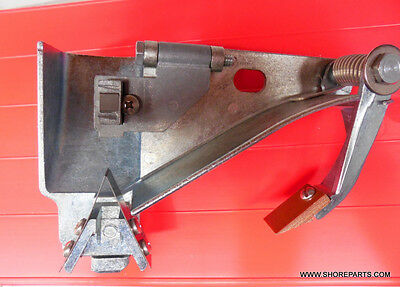 Biro Saw Lower Cleaning Unit W Carbide Block 603 Complete For Models 11-22-33