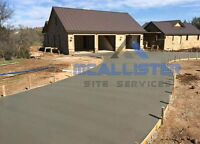 Affordable! Driveways; patios, basements, garages shops and more