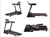 Fit4home DK18 treadmill running machine like new!