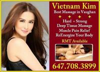 Deep Tissue Body Massage