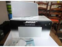 Bose sounddock with Bluetooth .