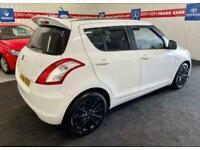 2012 Suzuki Swift 1.2 SZ3 ATTITUDE 5d 94 BHP Hatchback Petrol Manual