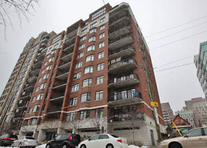 High Class Living in the heart of Downtown Ottawa