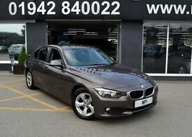2013 13 BMW 3 SERIES 2.0 320D EFFICIENTDYNAMICS 4D AUTO 161BHP DIESEL 8SP SALOON