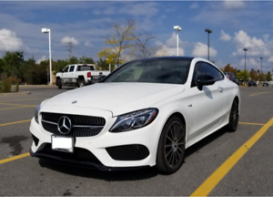 2017 Mercedes-Benz C43 AMG Coupe Lease Takeover $867/m