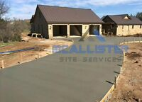 Need new concrete whether it's your driveway, garage, basement!