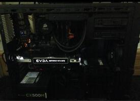 I7 6700k Gtx 1070 gaming pc