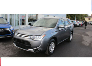 2015 Mitsubishi Outlander cash and trades welcome - like new!