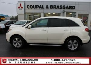 2013 Acura MDX 3.7 L,TOIT OUVRANT,MAGS,CUIR,BLUETOOTH