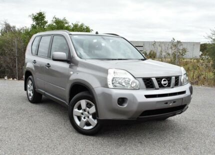 2009 Nissan X-Trail T31 ST Brown 1 Speed Constant Variable Wagon Ingle Farm Salisbury Area Preview
