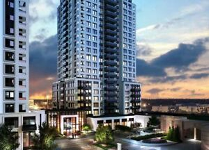 2bed+2Baths Tridel Condo for rent close to 427 & Sherway Gardens
