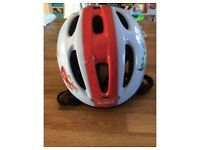 Cycle helmet in good condition (1-2 yrs approx)