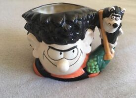 Royal Doulton Dennis & Gnasher 60 Years