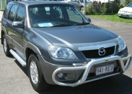 2006 Mazda Tribute MY2004 Limited Sport Grey 4 Speed Automatic Wagon Bungalow Cairns City Preview