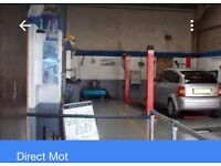 Mechanic and MOT Tester required for busy local garage
