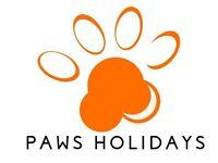 Paws Holidays - Dog Walking & Feline Care Poole & Bournemouth