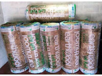 Knauf Loft Insulation Rolls 100mm