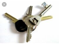 Lost keys in knightswood