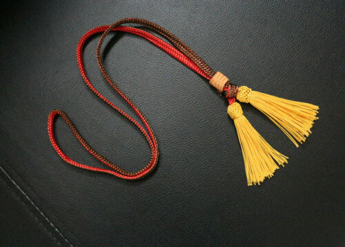 Japanese Army general samurai sword tassel---copy
