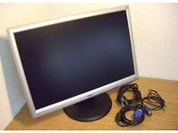 HannsG 22 Widescreen LCD Screen Monitor computer screen