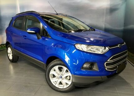 2015 Ford Ecosport BK Trend PwrShift Kinetic 6 Speed Sports Automatic Dual Clutch Wagon Elizabeth Playford Area Preview