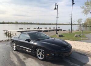 1998 PONTIAC FIREBIRD (trans am)
