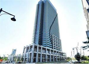 Beautiful And Modern 1 Bed Condo Unit With 1 Parking And Locker!